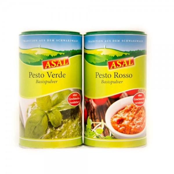Pesto Duo (Rosso & Verde)