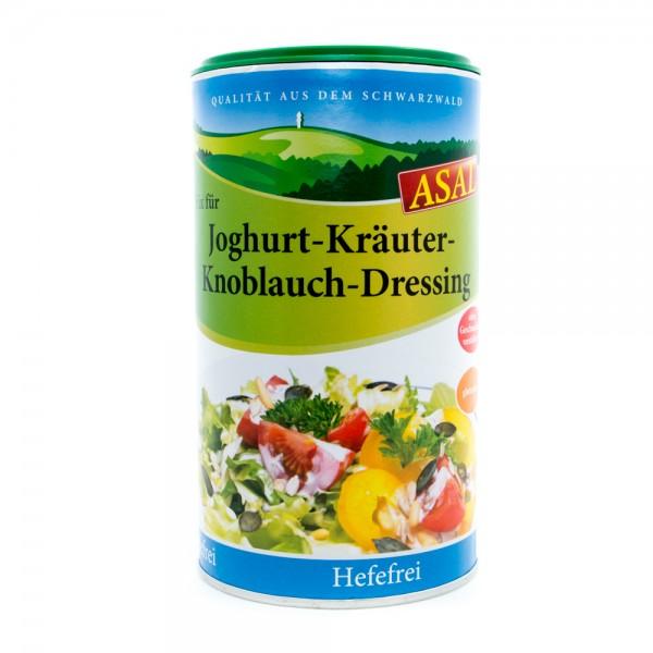 Fix für Joghurt-Kräuter-Knoblauch-Dressing