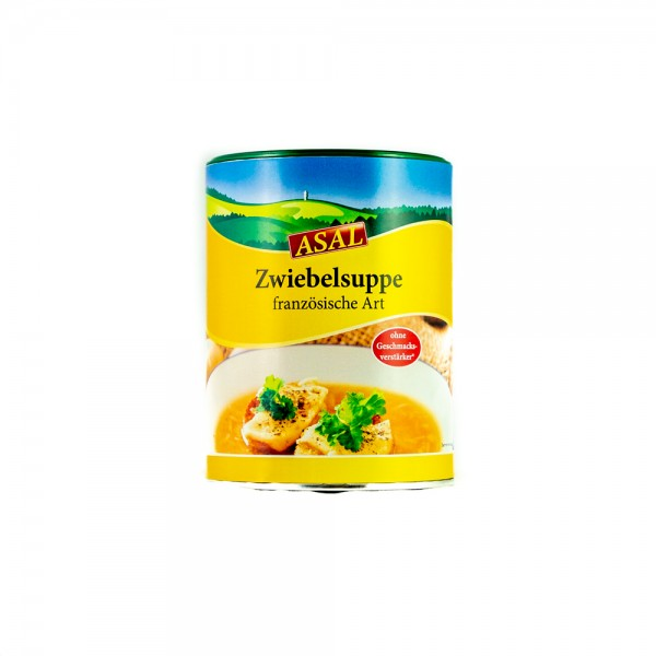 Zwiebelsuppe französische Art