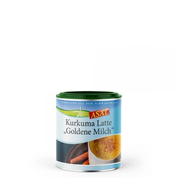 "Kurkuma Latte - ""Goldene Milch"""
