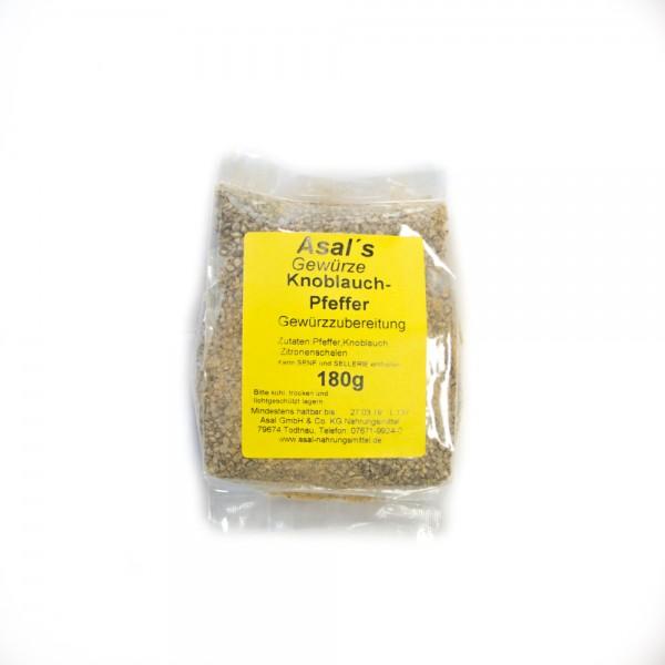 Knoblauch-Pfeffer-Gewürz