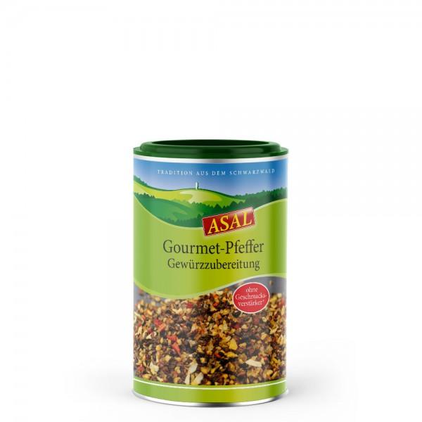 Gourmet-Pfeffer Gewürzzubereitung