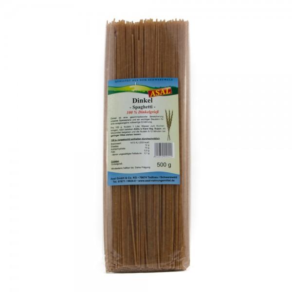 Dinkel Nudeln: Spaghetti