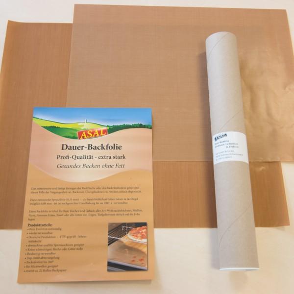 Dauerbackfolie Kombi-Packung