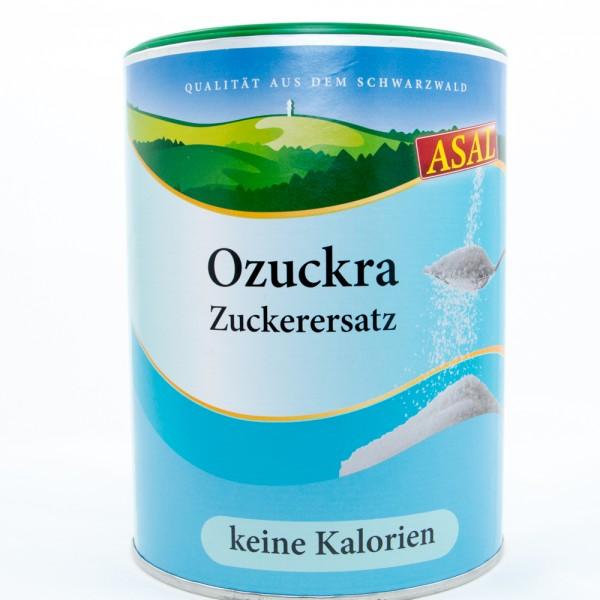 Ozuckra Zuckerersatz