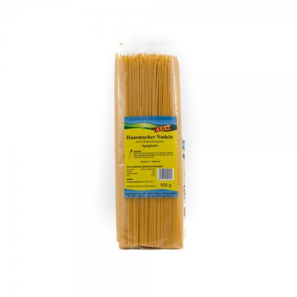 Hausmacher Nudeln: Spaghetti